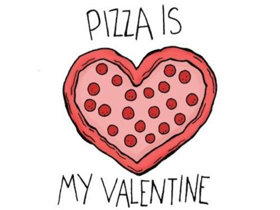15 Awesome Singles Awareness Day Memes Pizza Funny Valentine Pizza Be My Valentine