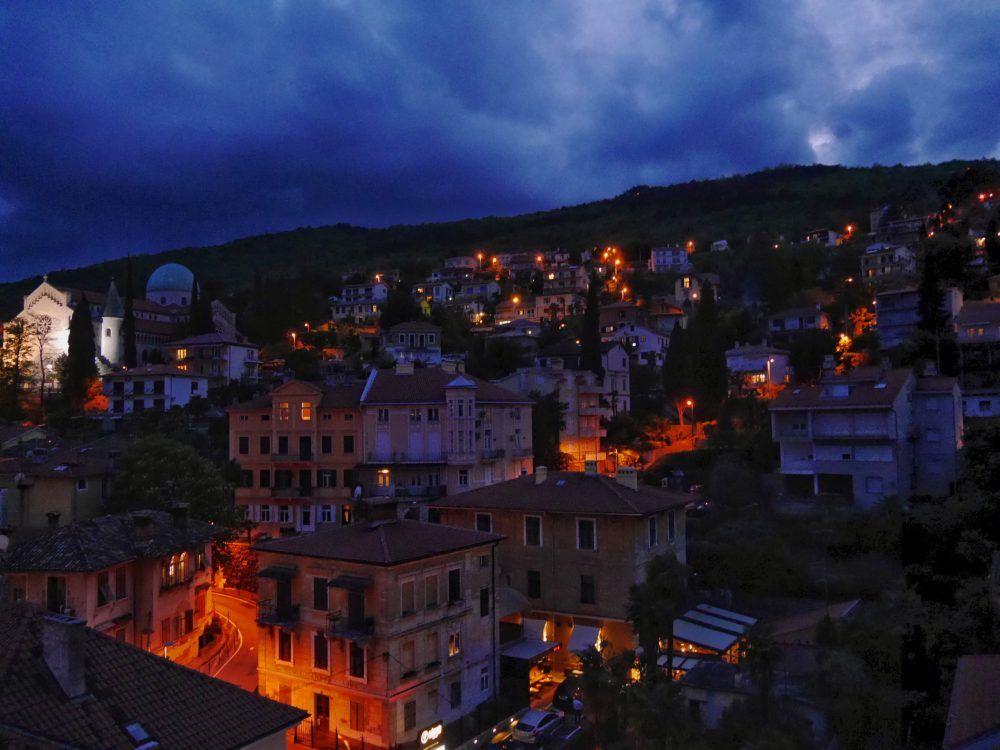 Istrische Ostküste Opatija Ich denk an dich, Urlaub