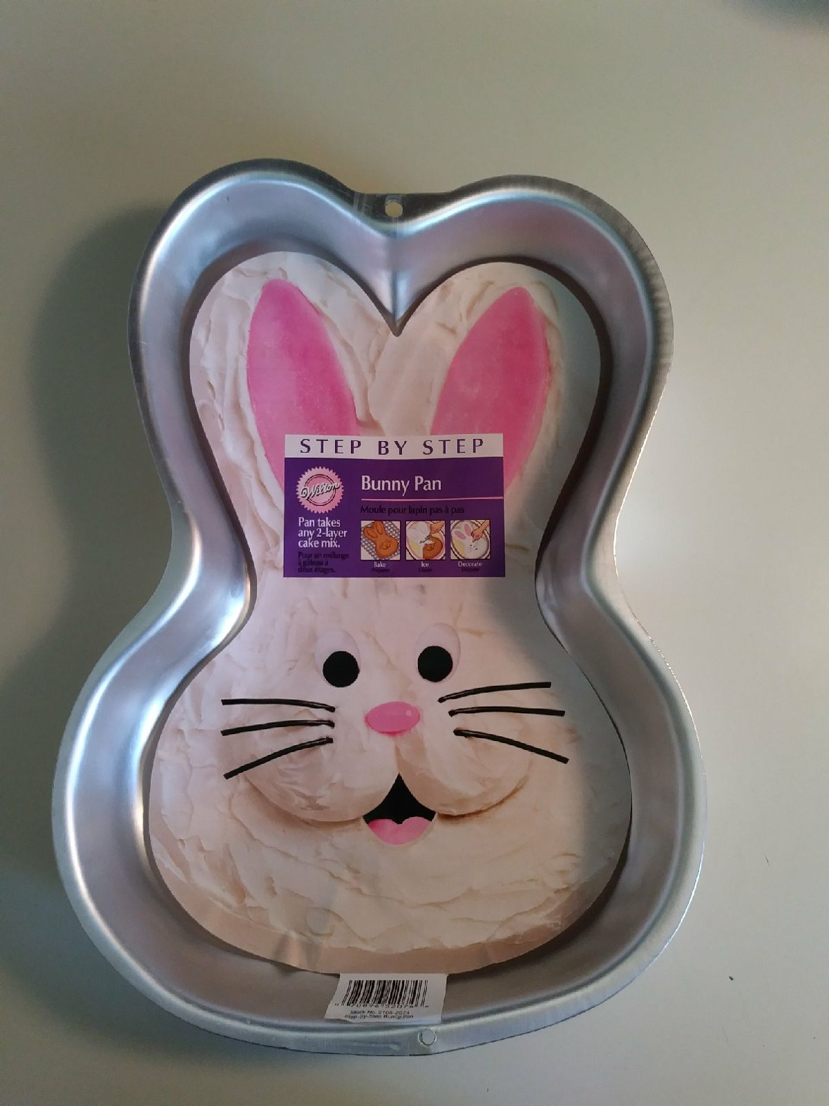 Too good not to share wilton bunny cake pan easter