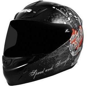 Speed And Strength Little Miss Dangerous Women S S1000 Helmets