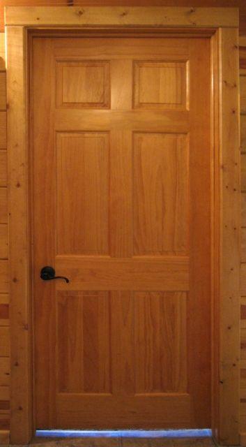 Window And Door Trim Ideas interior exterior door gallery Rusticpinetrim Log Home Mart 1 800 426 1002
