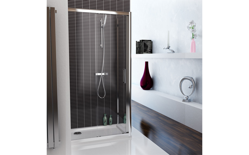 Technik 8 1100mm Framed Sliding Door Sliding Shower Door Sliding Doors Shower Doors