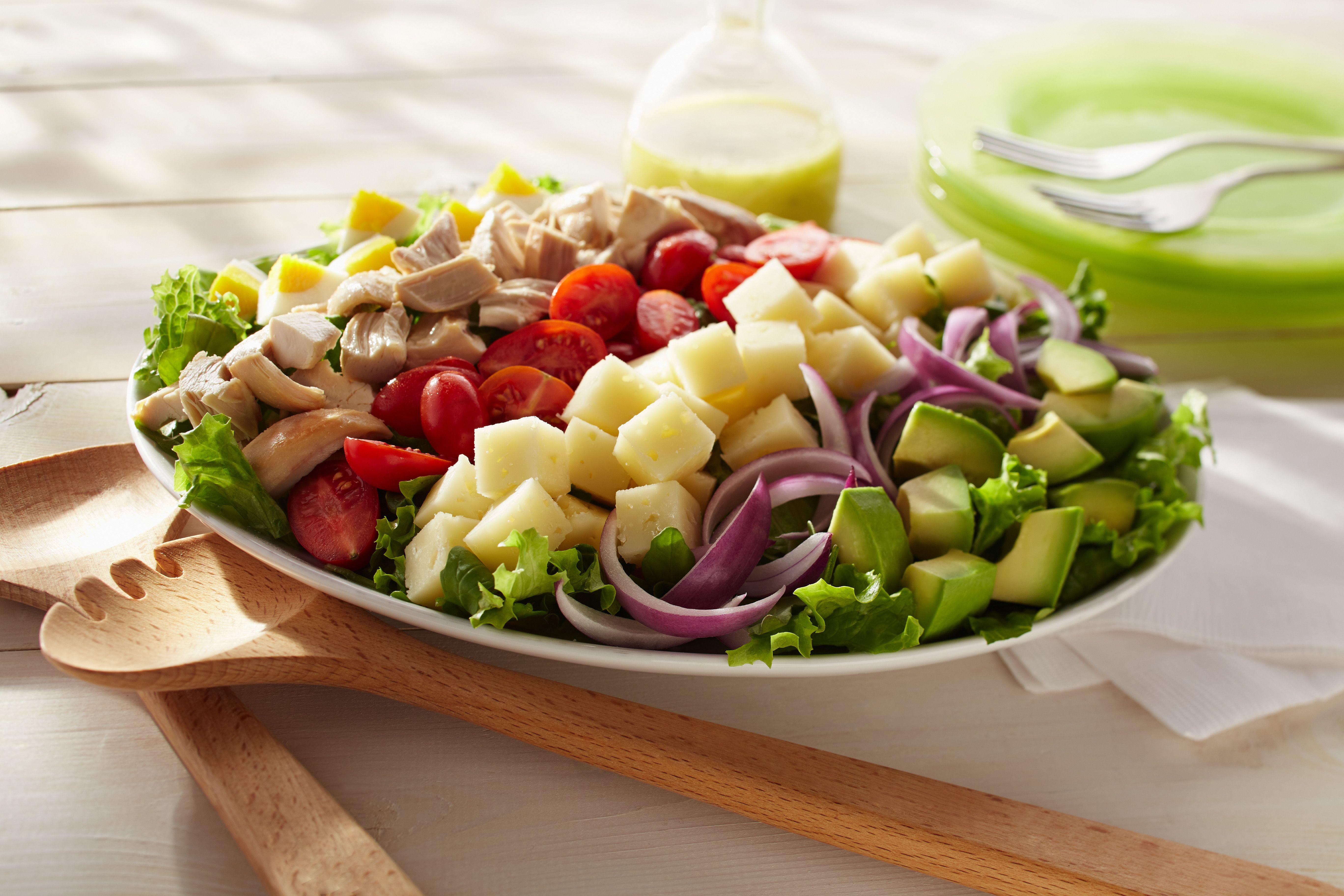 Arla® Dofino® Havarti Cobb Salad Cobb salad, Salad