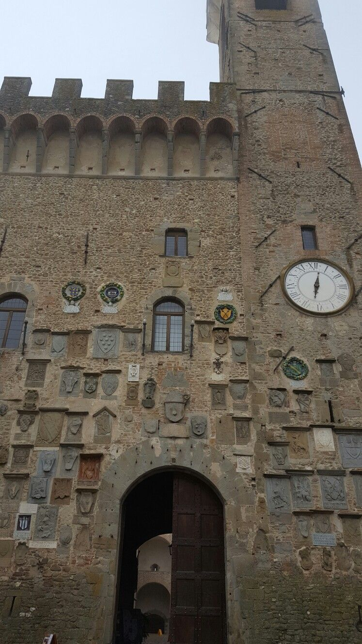 Palazzo dei vicari, Scarperia