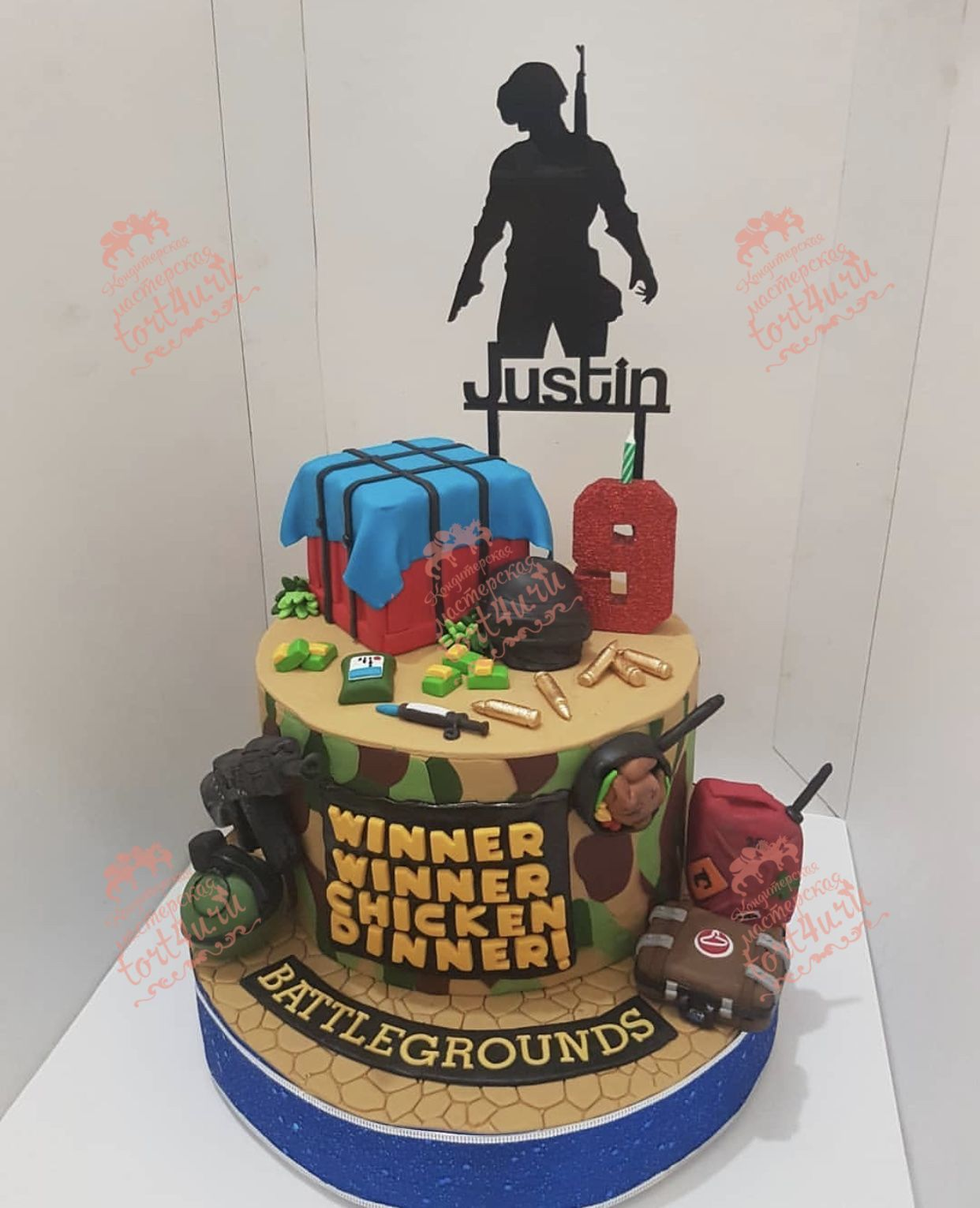 Image Result For Pubg Birthday Cakes