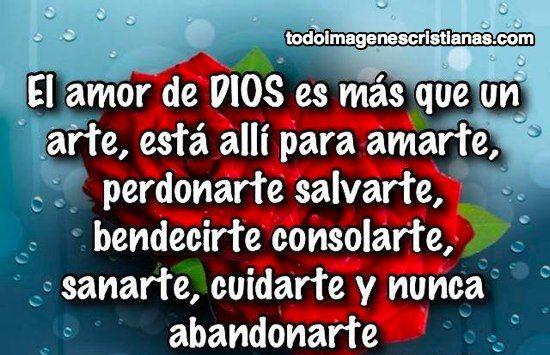 Imagenes Cristianas Con Frases El Amor De Dios Imagenes