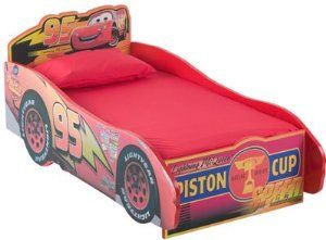 Disney Pixar Cars Wood Toddler Bed 175 29 Wooden Toddler Bed