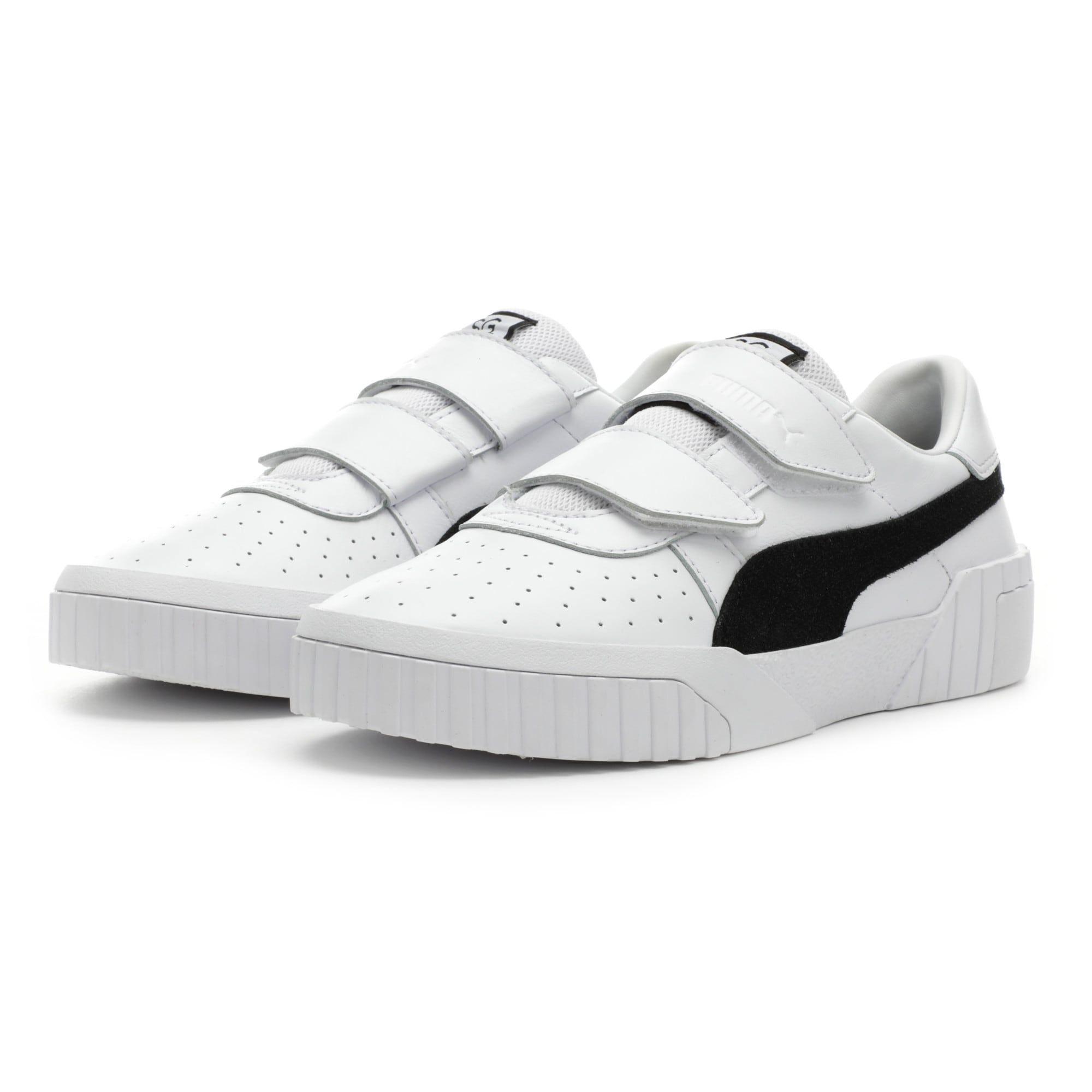 Puma Sneaker Cali Damen Schwarz Weiss Grosse 42 5 Puma Sneaker Sneaker Schuhe Damen