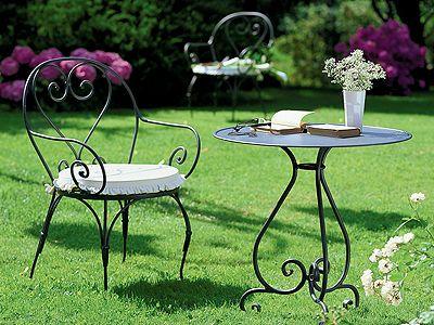 Marvelous Gartenm bel aus Eisen Foto Unopiu