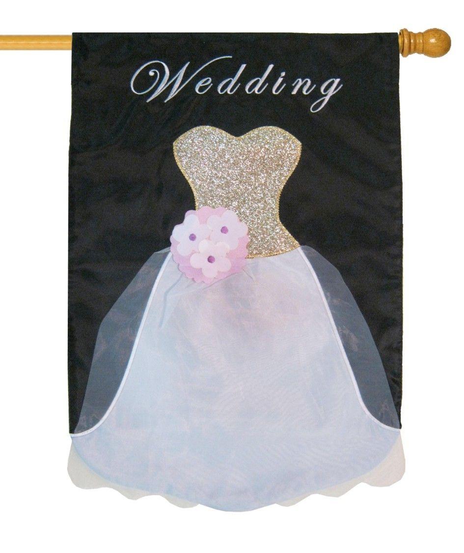 Iamericas Flags Wedding Dress Lique House Flag 28 00 Http Www