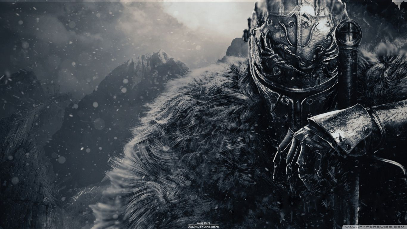 1366x768 Desktop Wallpaper High Quality: Vanquisher-wallpaper [1366x768]