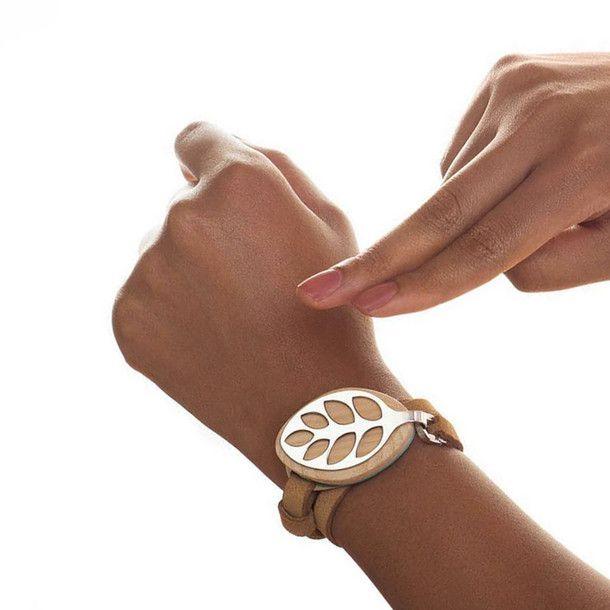 LEAF Jewelry Activity Tracker Fitness tracker wearable