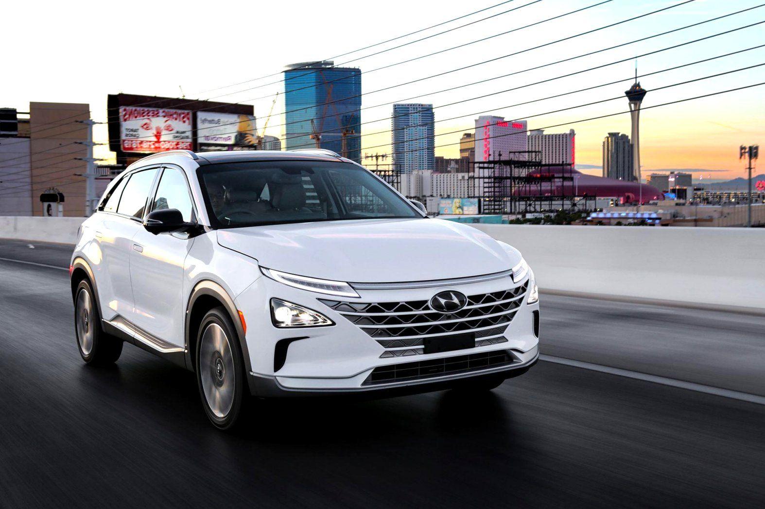 2020 Hyundai Nexo Review Exterior
