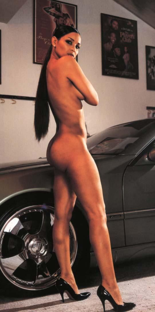 lisa raye butt naked