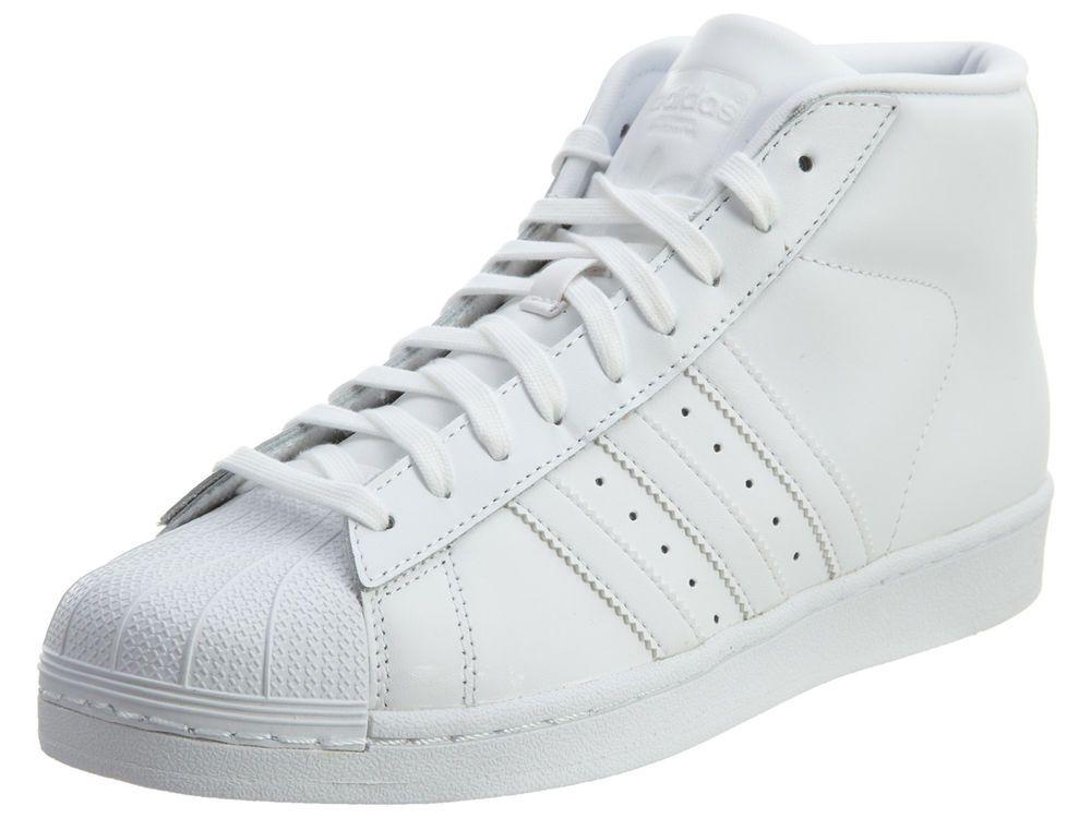 05827497a05 addias Originals Mens Pro Model Shoes AQ5217