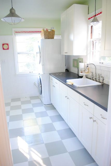 Quick Kitchen Makeover Ideas   Share Your Craft   Painted ...