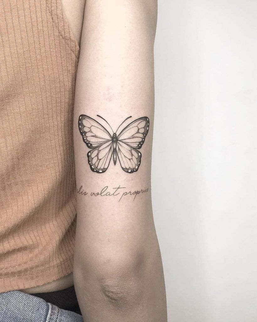 Photo of 41+ Most Beautiful Butterfly Tattoo Ideas For Everyone – Jessica Pins