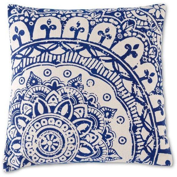Shiraleah Basant Medallion Print Floor Pillow, 32\