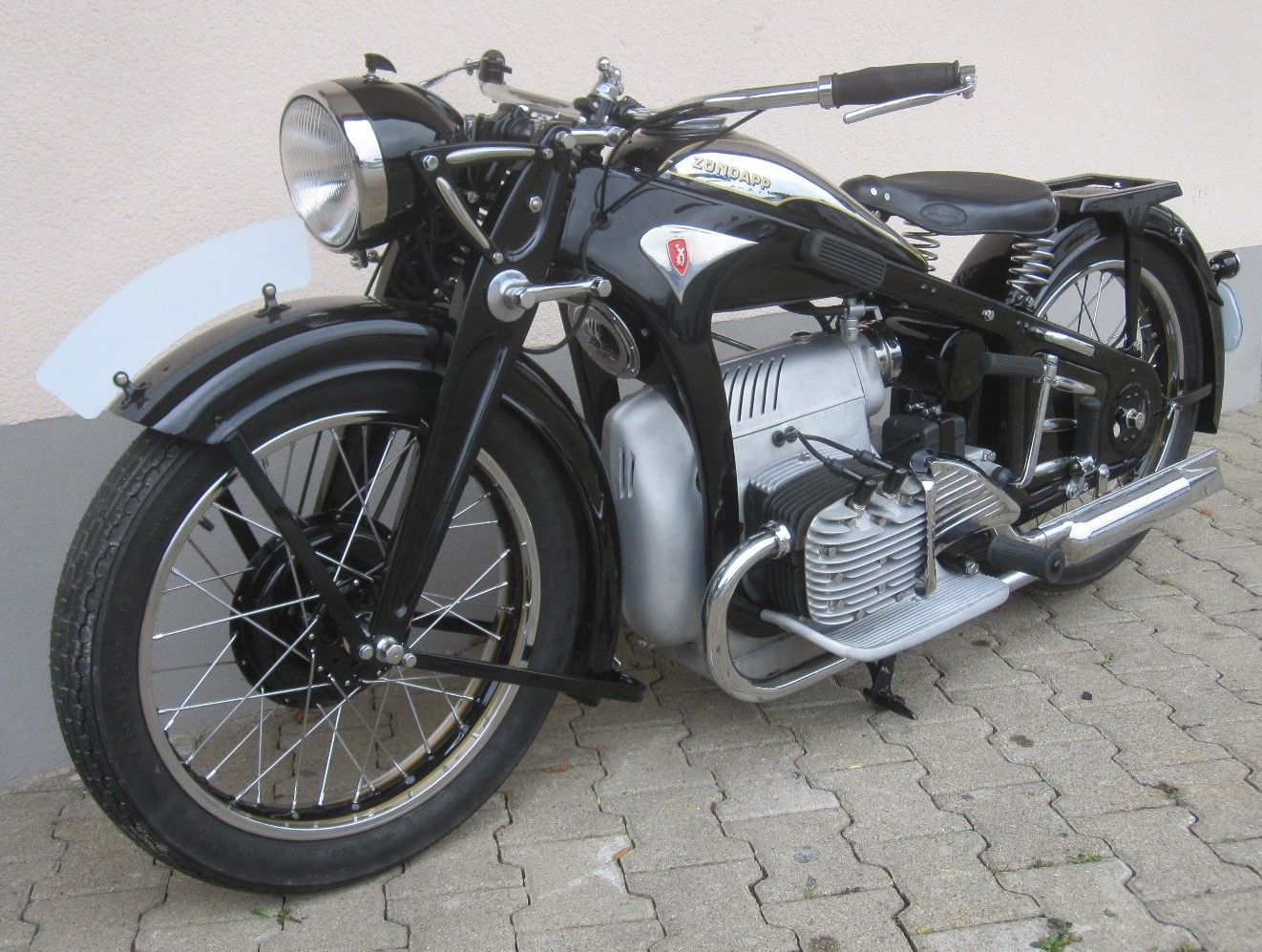 Zündapp motociclette 1921-1984