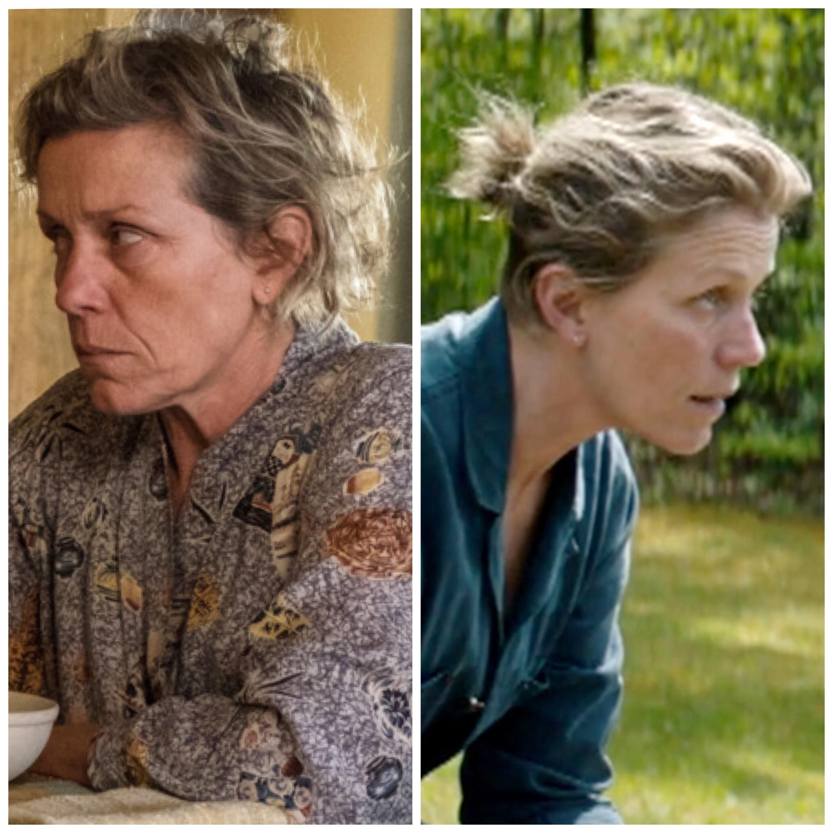 What Is Frances Mcdormands Haircut In Three Billboards Actually