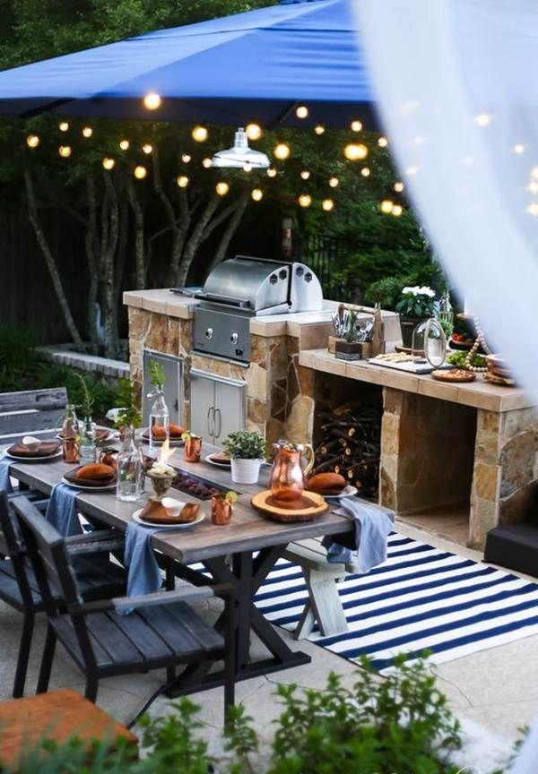 Inspiraci n para ba os peque os patios outdoor spaces for Patios pequenos