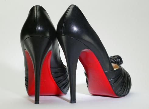 christian louboutin shoes trademark