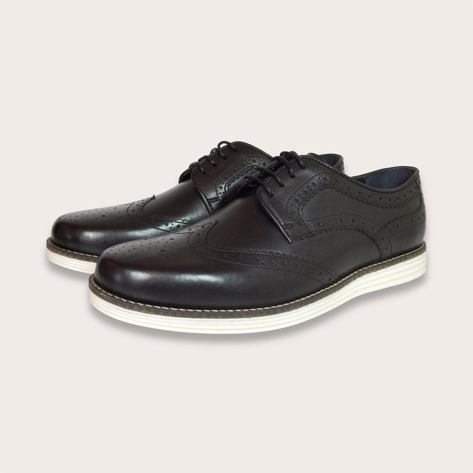 smart-casual-shoes.html | Black brogues