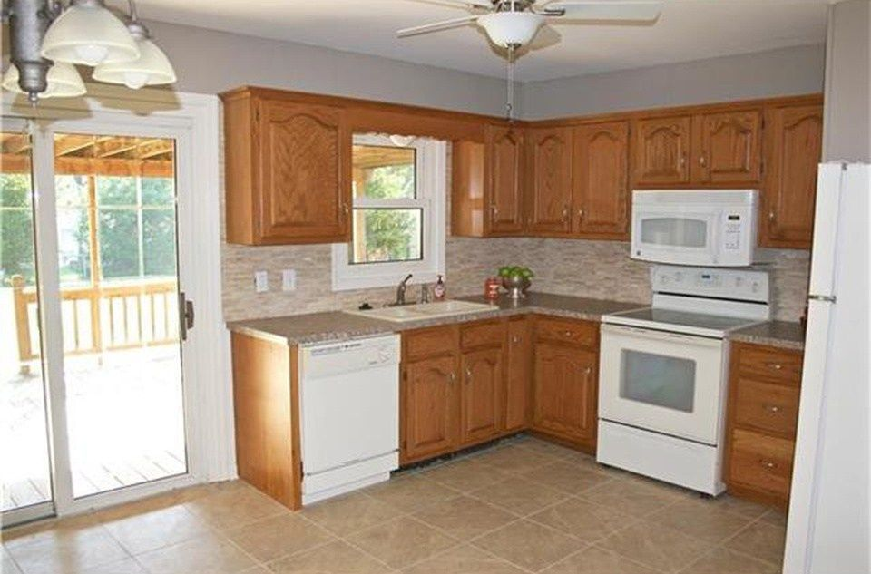 General Finishes Gel Stain: Kitchen Cabinet Makeover ...