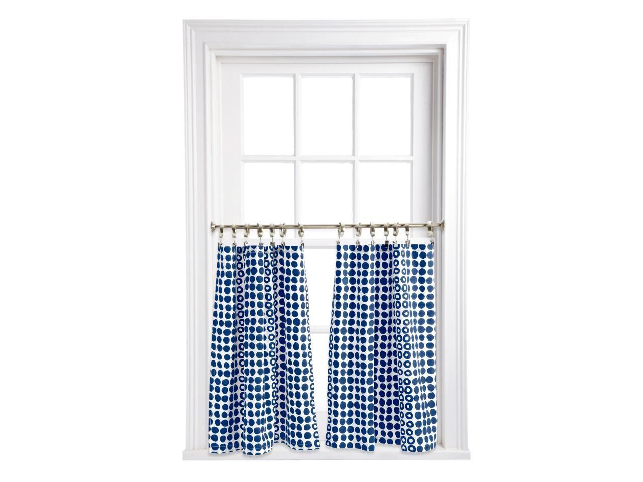 window - Blue Cafe Decorating
