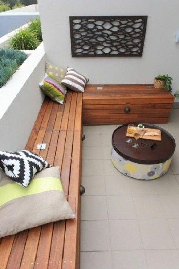 Decoración De Terrazas Y Balcones Ideas Y Consejos De Diseño Nuevo Decoracion Muebles Para Balcon Decoracion Terraza Decoración De Patio