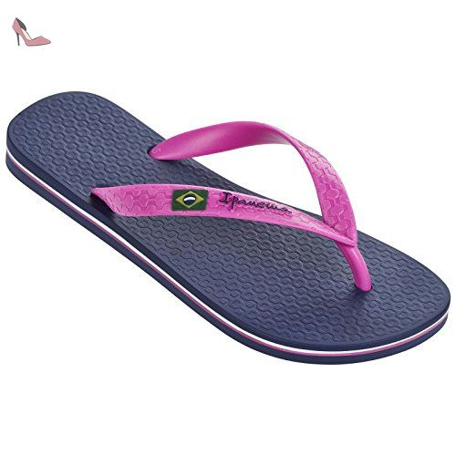 IpanemaBrazil II Flip Flops femmes - Sandales Brown 8 j4TIPcli