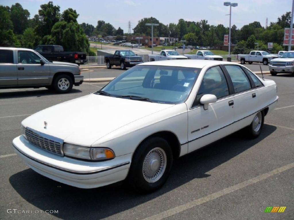 All Chevy 1996 chevrolet caprice wagon : 1991 Chevrolet Caprice Classic Sedan-http://mrimpalasautoparts.com ...