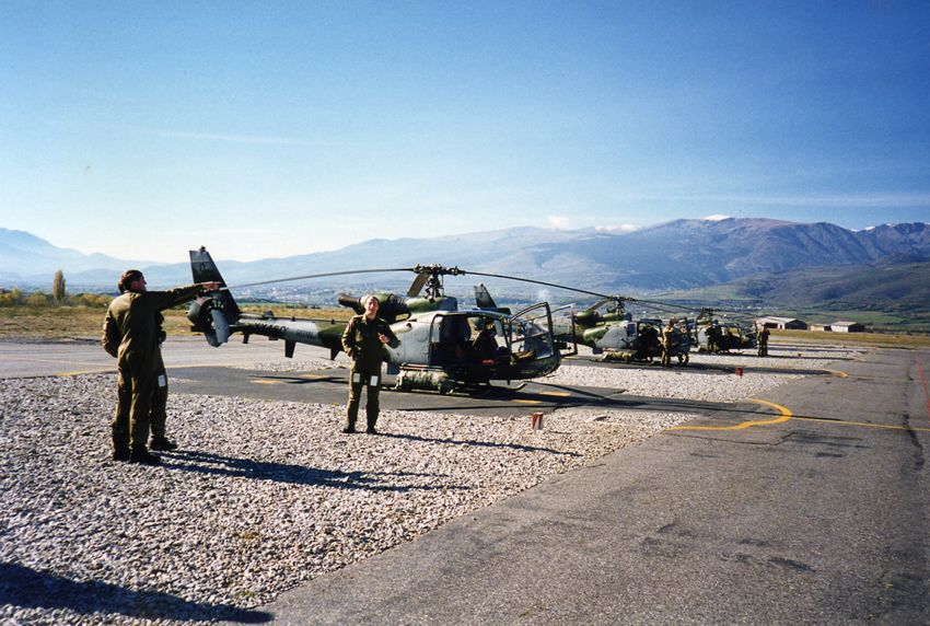 3 Commando Brigade Air Squadron