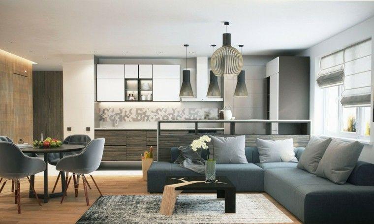 Estudios lofts dise o moderno sofa interiores pinterest lofts dise o moderno y estudios - Commentaar meubler un loft ...