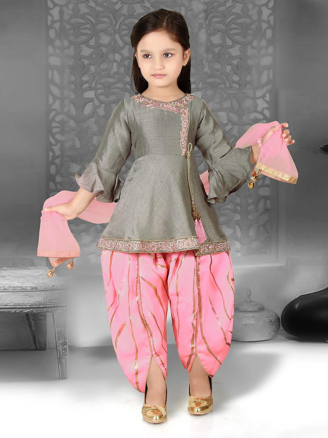 Best Punjabi Outfits for Children