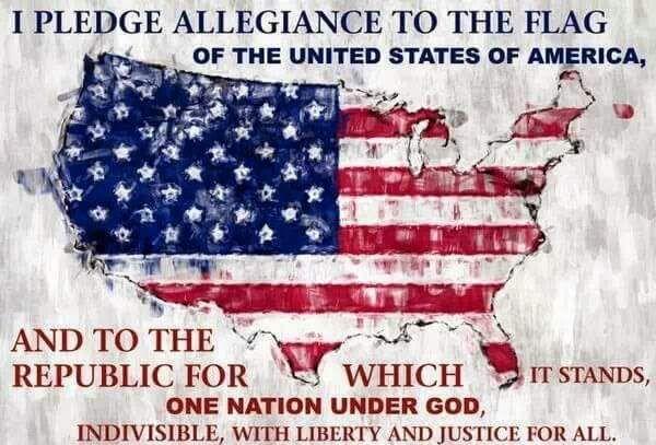 457a10a858f american flag a pledge of allegiance meme