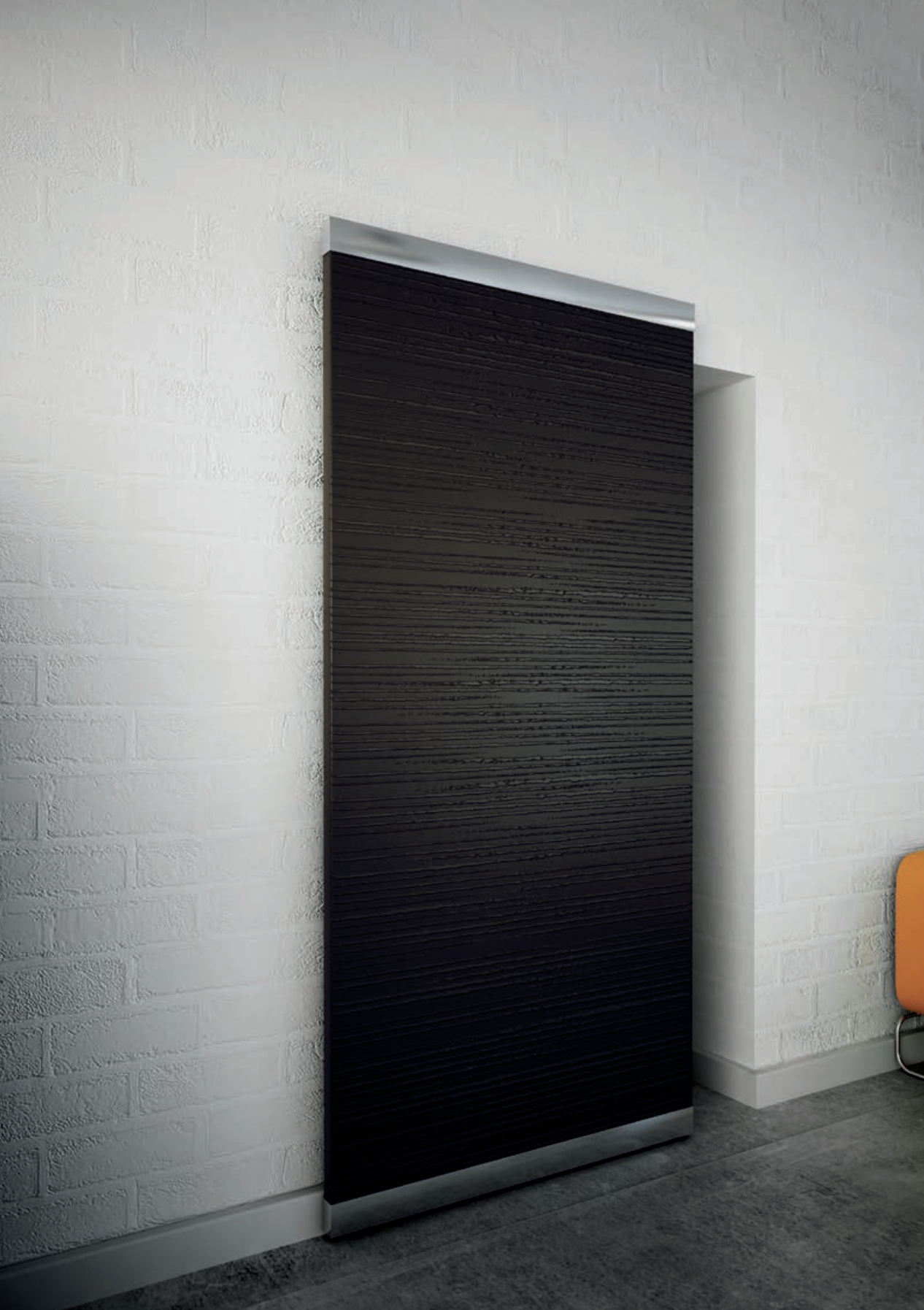 Magic 2 Wall Mount Concealed Sliding System For Wood Doors