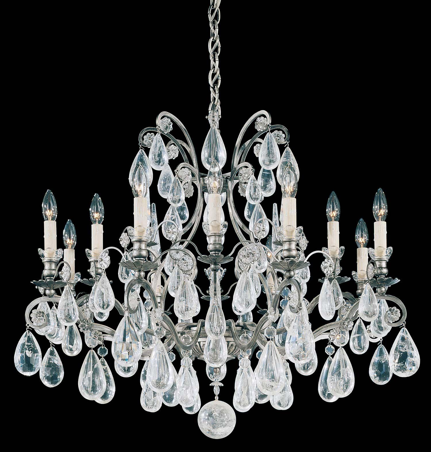 Schonbek 2490 versailles rock crystal collection chandelier schonbek 2490 versailles rock crystal collection chandelier crystal traditional crystal aloadofball Image collections