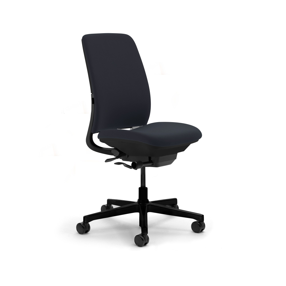 The Fully-Customizable Steelcase Amia Chair  Smart in 43
