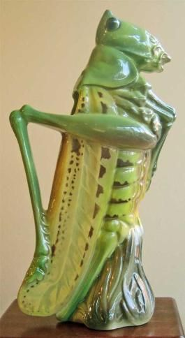 Grasshopper Absinthe Pitcher France The Small Outlet
