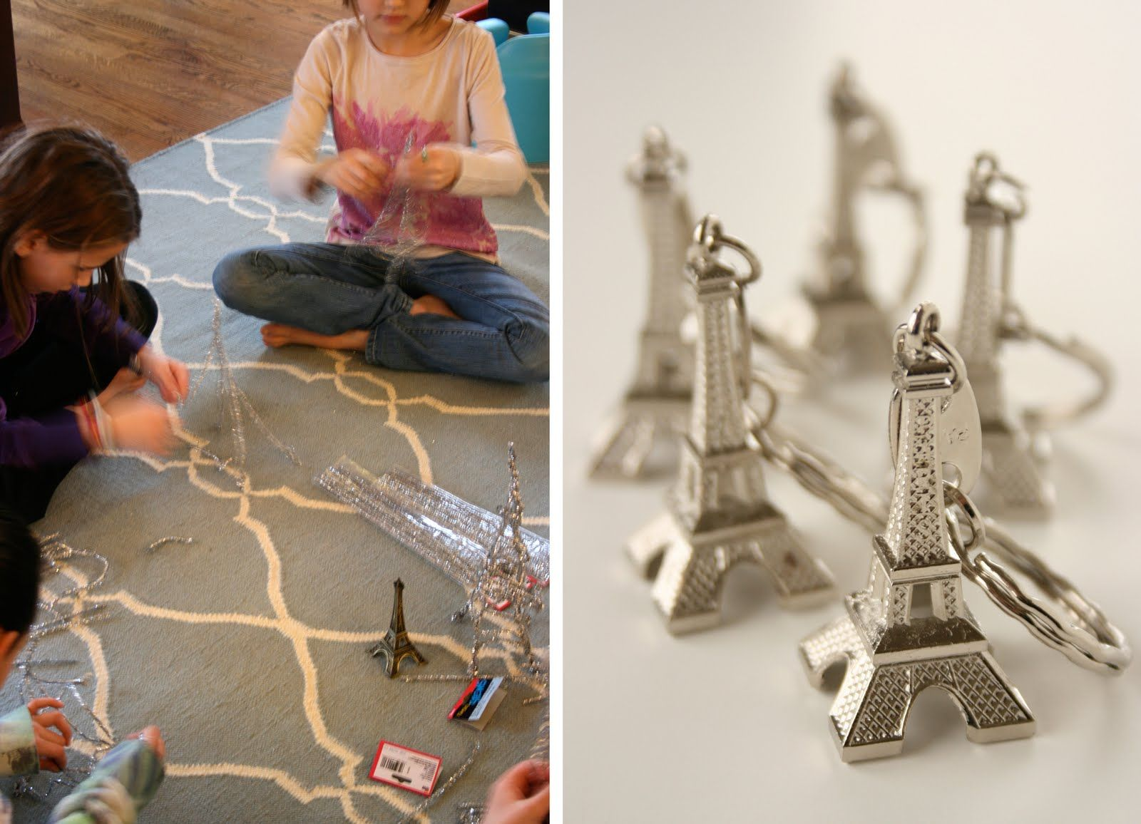Paris themed birthday party ideas - Paris Party Macron Lollies For Invitations And Building The Eiffel Tower Out Of Silver Pipe Cleaners