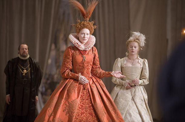 The Movies Best Loved Costumes Photo Essays In 2020 Elizabethan Dress Elizabeth The Golden Age Costume Design