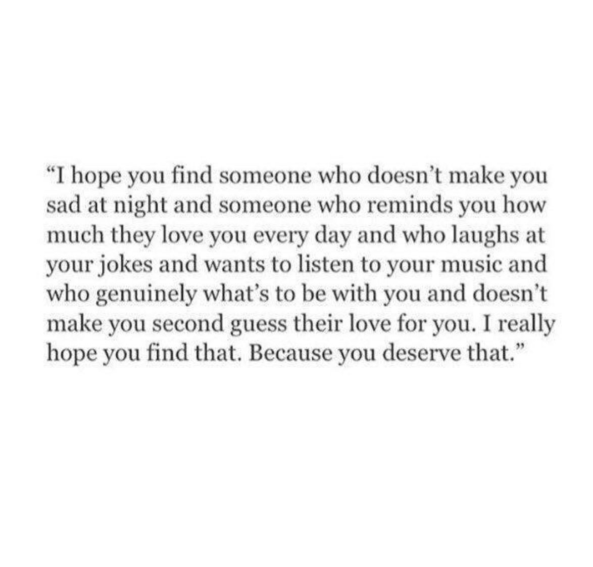 Even though we drifted apart doesn't mean I don't care about