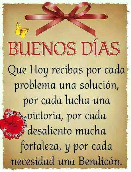 Paz Espiritual En Este Día Con Dios Saludos De Buenos Dias