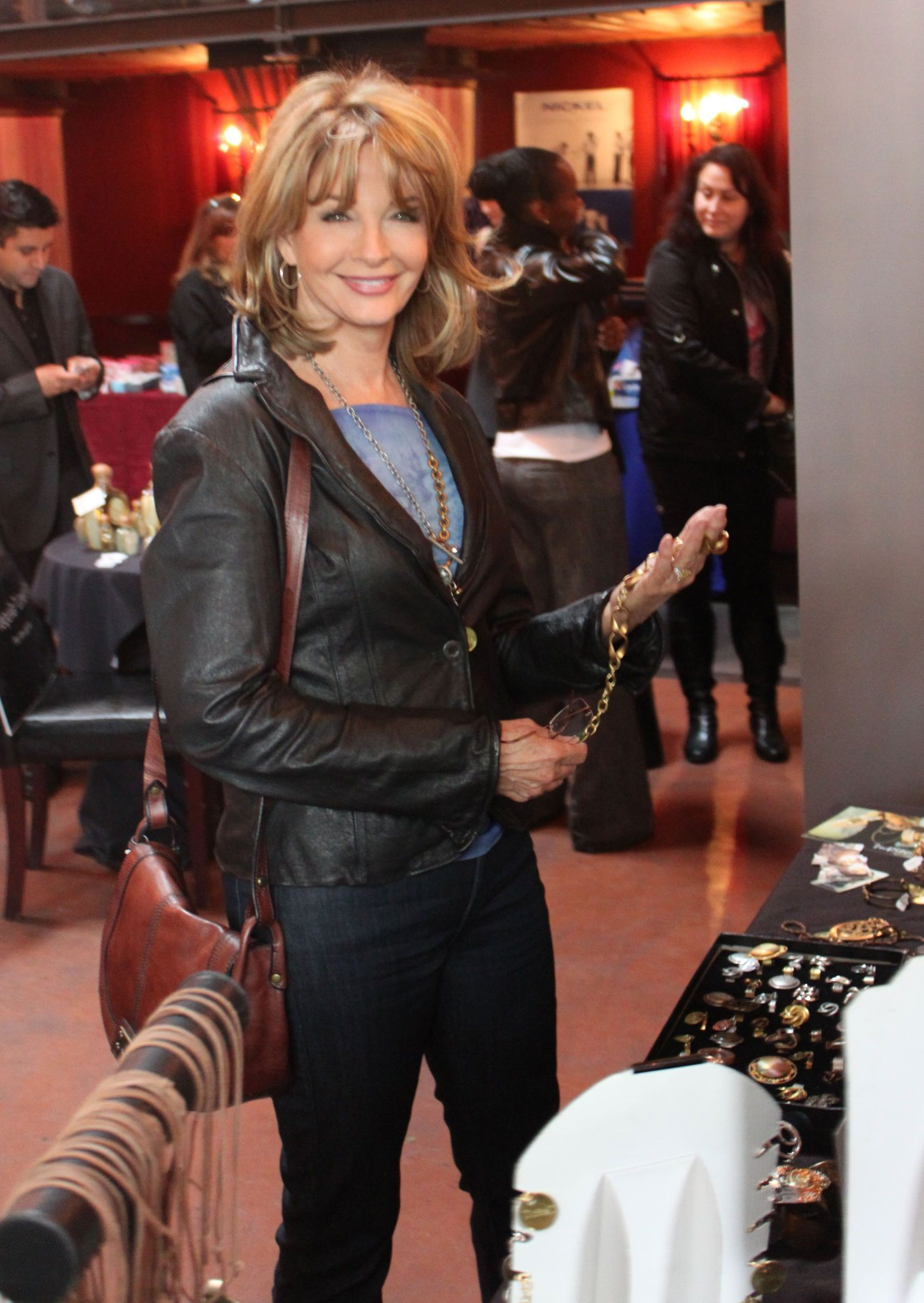 Deidre Hall Shopping Twisted Silver How Much Do We Love Her