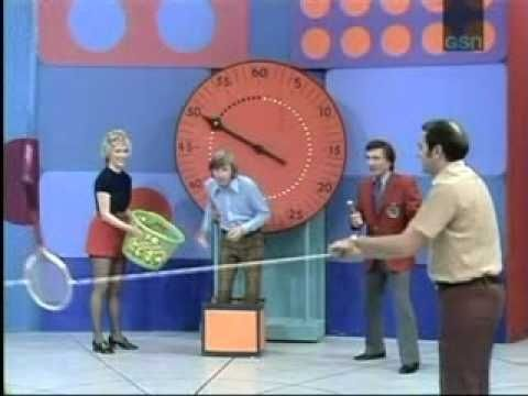BEAT THE CLOCK 1950s TV GAME SHOW BUD COLLYER - YouTube