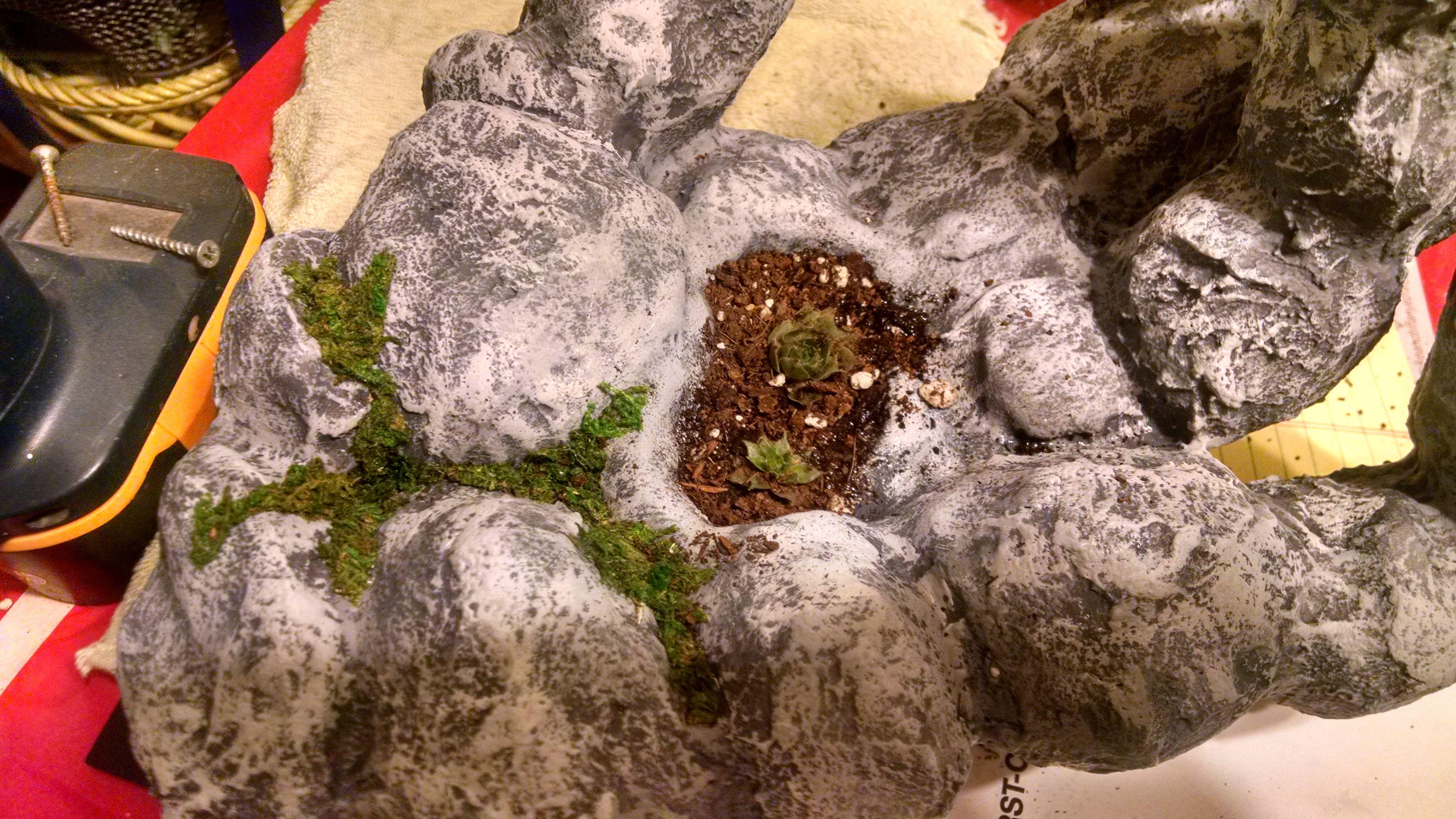 Stone Earth Elemental Hand