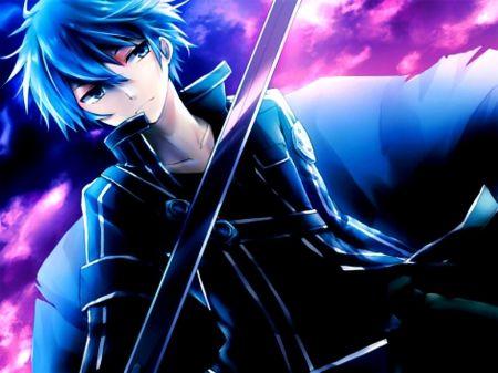 Sword Art Online Dark Anime Wallpapers And Images Sword Art Sword Art Online Sword Art Online Kirito
