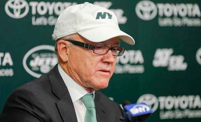 New York Jets Fined $100K From The NFL For Tampering | DUNK360