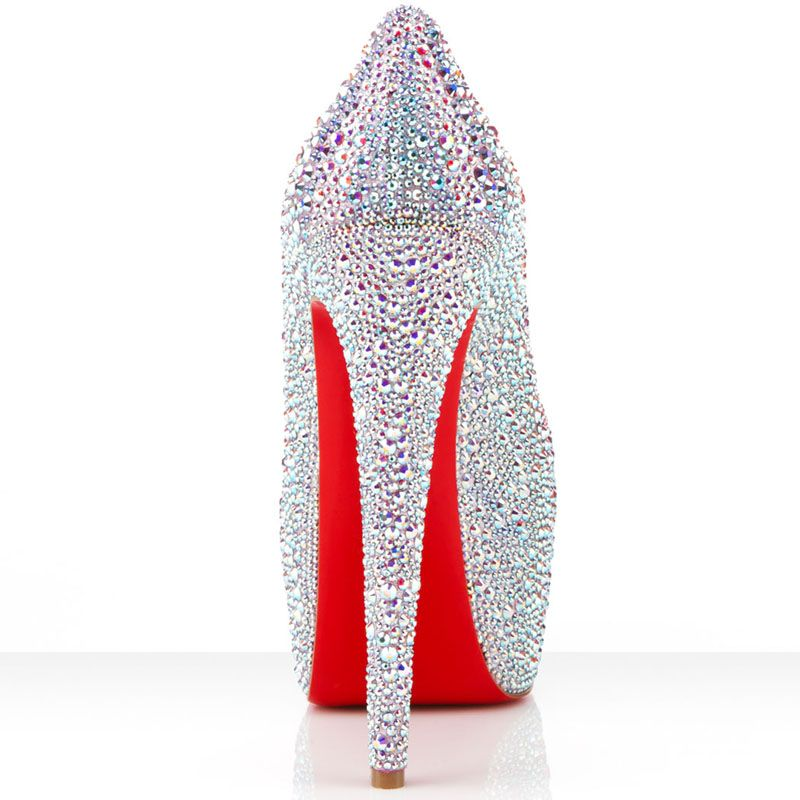 ee7a22d74ce Wedding Shoes! Louboutin s!